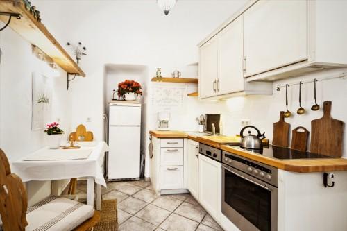 Appartement Froschkönig Küche